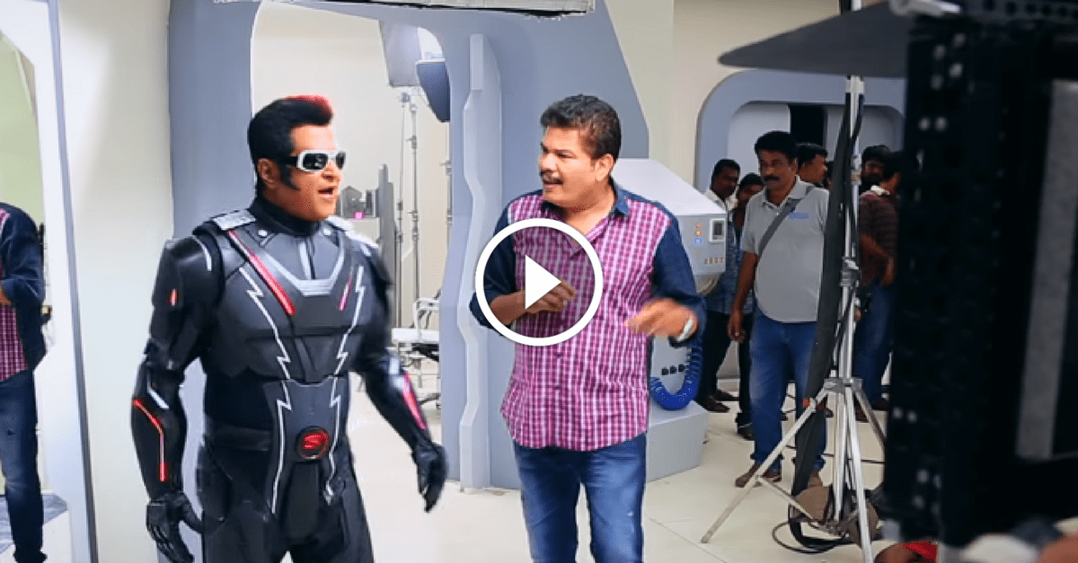 Making of 2.0 - 3D Featurette | Rajinikanth, Akshay Kumar | Shankar 3