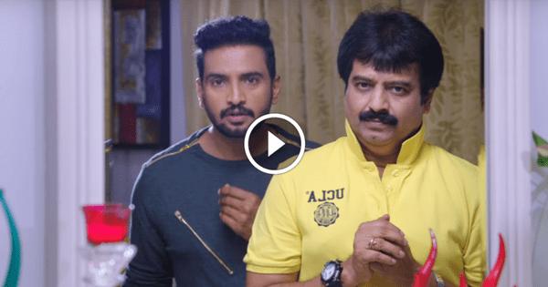 Sakka Podu Podu Raja -Trailer | Santhanam, Vivek | STR 1