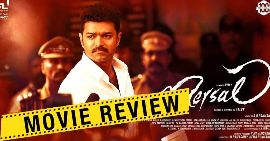 Mersal Movie Review 3