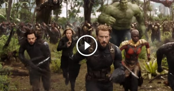 Avengers: Infinity War Official Trailer | Marvel 3