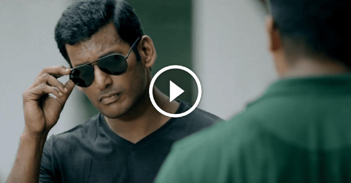 Athiradi Video Song | Irumbuthirai |  Vishal | Samantha | Yuvan 1