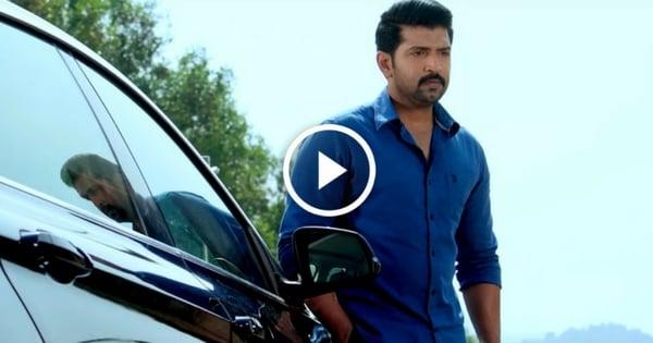 Thadam Official Teaser - Arun Vijay 1