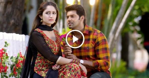 Ghajinikanth Official Teaser - Arya, Sayyeshaa 1