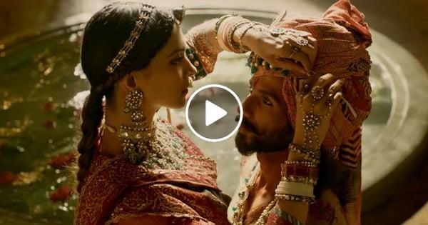 Padmavati In Tamil   Official Trailer 1