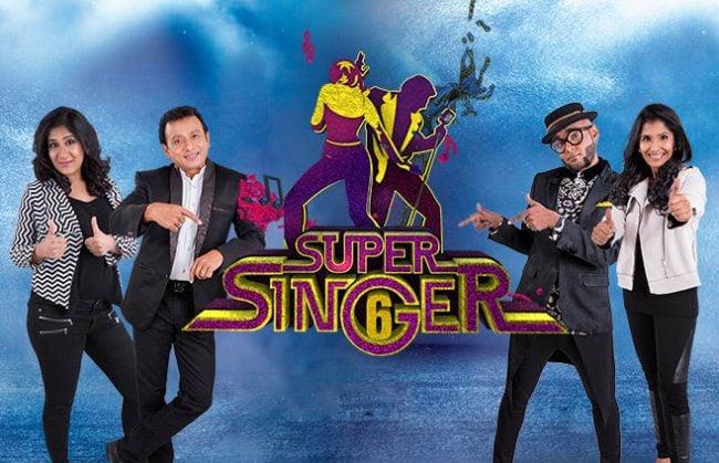 Super Singer 6 Vote