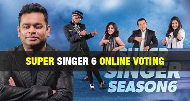 Super Singer Vote Junior 7 – Online Voting – Season 7 – Vijay TV