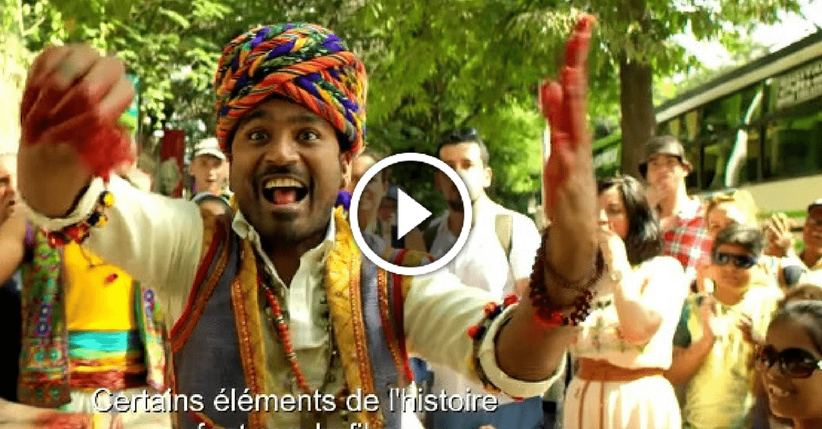 The ExtraOrdinary Journey Of The Fakir Teaser | Dhanush - Hollywood 2