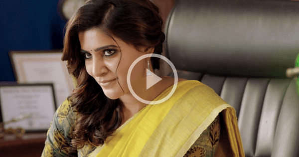 Irumbuthirai  Angry Bird Video Promo -Samantha | Vishal 4
