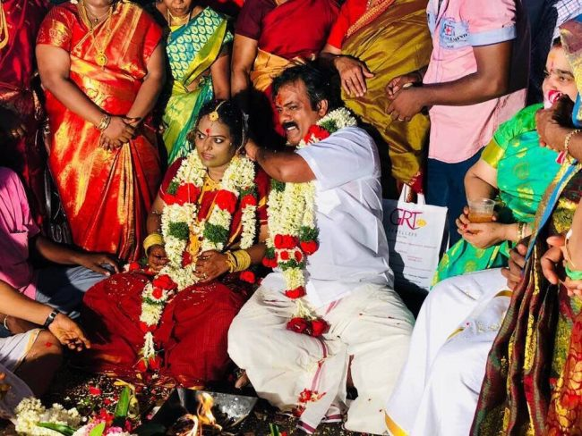 Comedy Actor Munishkanth Got Married | Check Marriage Pics Inside 1