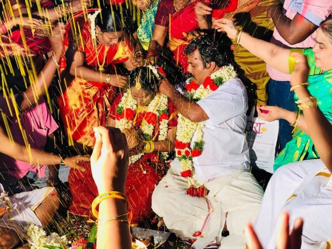 Comedy Actor Munishkanth Got Married | Check Marriage Pics Inside 3