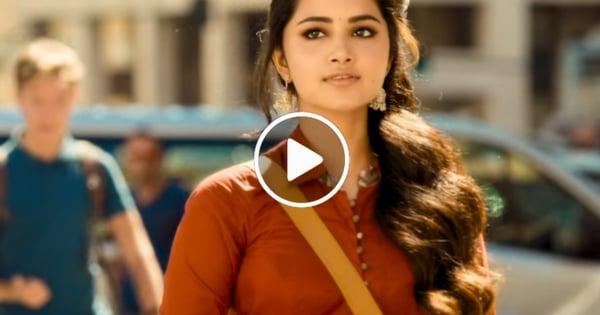 Krishnarjuna Yuddham Official Teaser - Anupama Parameswaran & Nani 1