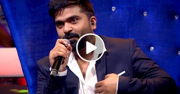 STR About His First Love Nayanthara 3