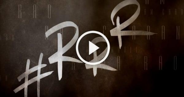Bahubali Director's Next Big Movie | Promo Video 1