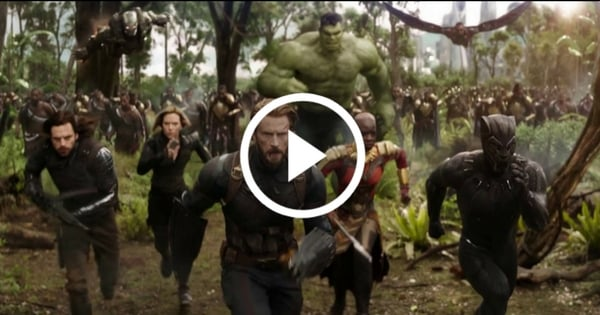 Avengers: Infinity War | Official Tamil Trailer 1