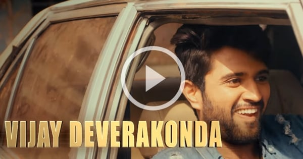 Taxiwaala Official Teaser -Arjun Reddy Fame Vijay 2