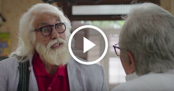 102 Not Out Official Trailer | Amitabh Bachchan 1