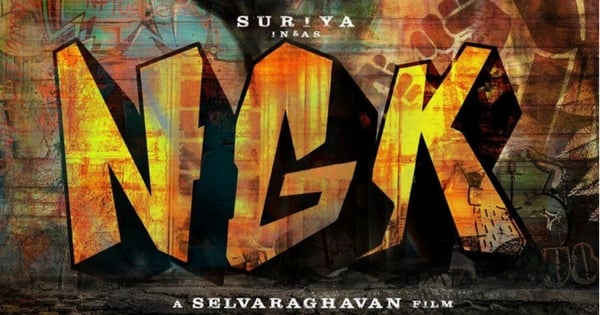 Suriya's 'NGK' Title Secret Revealed 1