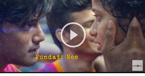 Golisoda 2 | Pondattee Video Song 3