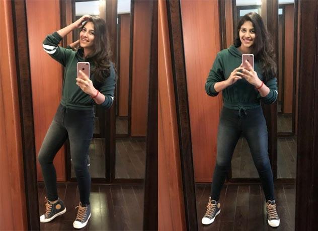 Actress Anjali's New Shocking Photo Makes Internet Crazy 1