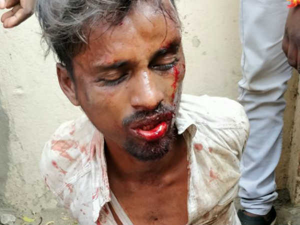 Young Girl Stabbed To Death Outside Chennai College - Shocking Photos 1