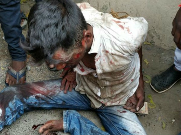 Young Girl Stabbed To Death Outside Chennai College - Shocking Photos 2