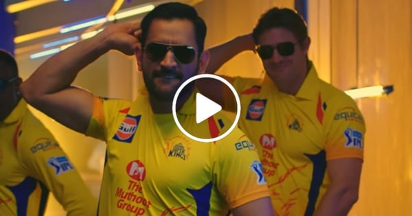 CSK Official #WhistlePodu Song 2018 1