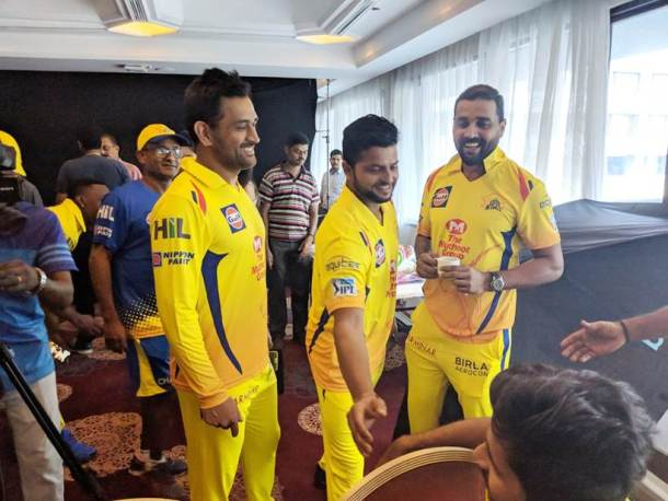 Dhoni Leaves the Star Hotel Because of Ambati Rayudu 1