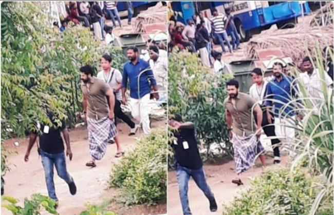 NGK Suriya Getup Leaked - Shocking Photo 1