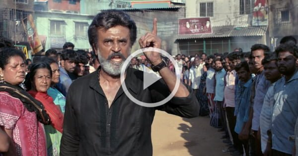 Kaala Official Trailer | Rajinikanth 12