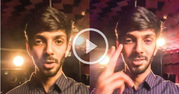 I am not a copycat - Anirudh Shocking Reply 14
