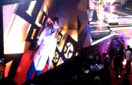 Vijay Sethupathi Mass in Vijay Awards 4