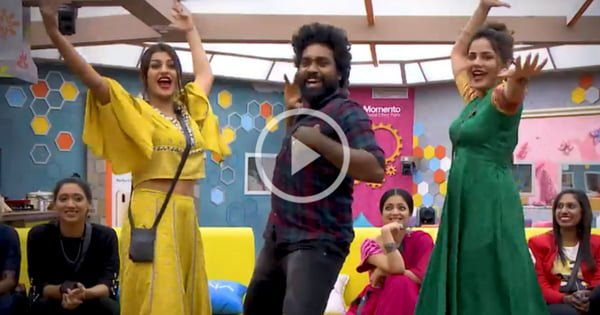 Mahat & Daniel is a Playboy - BB Today's Promo 12