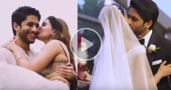 Samantha Marriage Intense Wedding Video 13