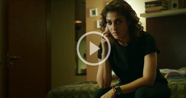 Imaikka Nodigal Official Trailer - Nayanthara | Vj Sethupathy | Atharva 1