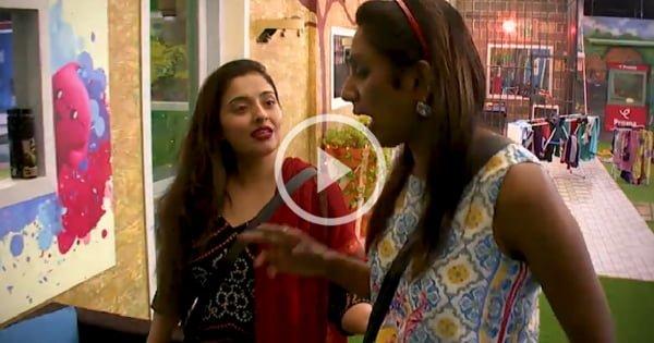 Mumtaz Replicates Oviya with her Dialogues - BB Promo 2 9