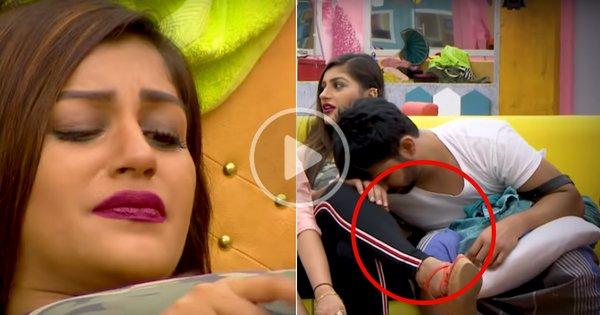 Mahat & Yashika Anand Love Breakup 7