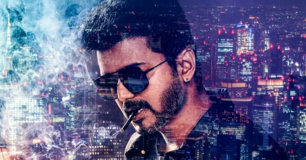 Title and First Look of Thalapathy62   Sarkar 1