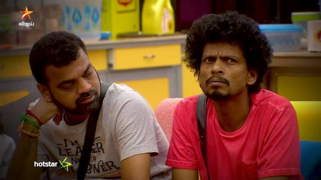 Balaji and Sendrayan - Bigg Boss Tamil Vote