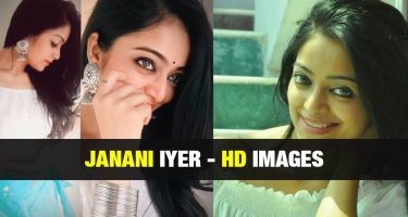 Janani Iyer Photos – HD Images