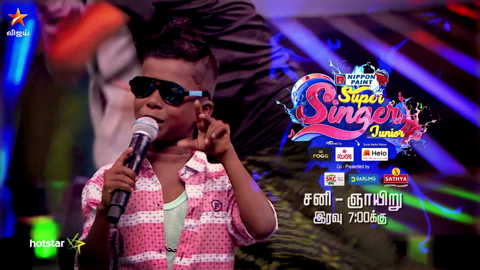 Super Singer Vote | Kappis