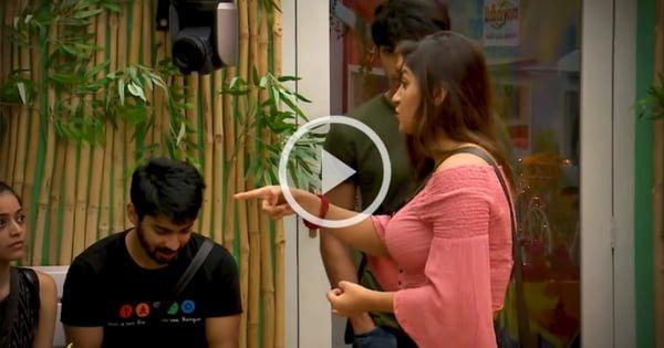 Fight Between Yaashika and Aishwarya | BB Promo 3