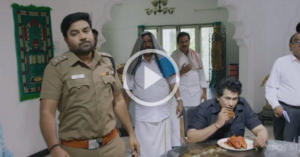 Tamizh Padam 2 - 4 mins Deleted Scene 13