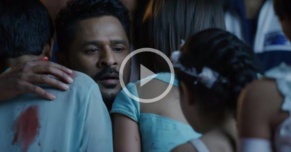 Lakshmi - Official Trailer | Prabhu Deva 12
