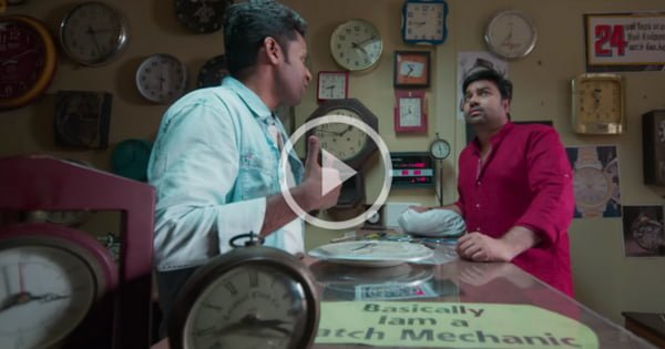 Tamizh Padam 2 Official Movie Scenes - Shiva 3