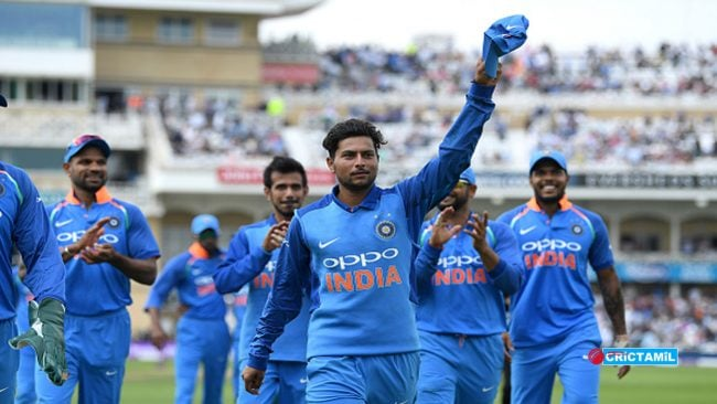 Danger man Kuldeep Yadav hoping of a Test call-up 1