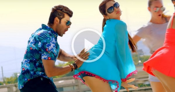 Ghajinikanth Hola Hola Video Song | Arya | Sayeesha 1