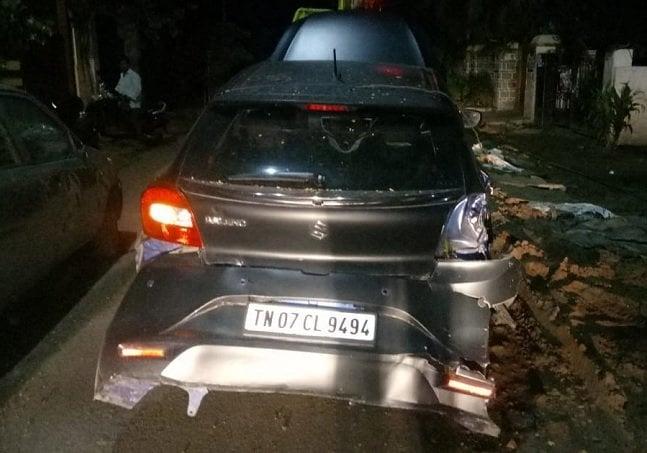 Actor Vikram's son Dhruv held for Rash Driving 3