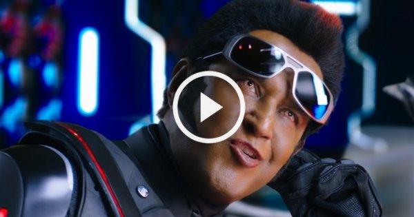 2.0 Official Teaser | Rajinikanth | Akshay Kumar 1