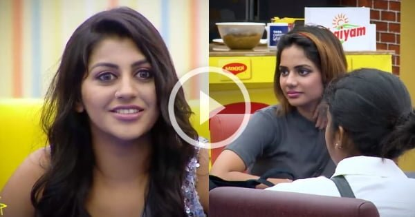 Yaashika again enters Bigg Boss house 14