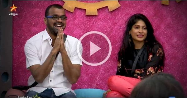 Balaji again enters Bigg Boss house 5